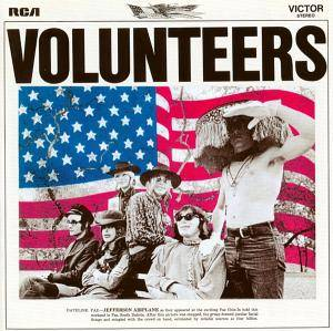 Jefferson Airplane: Volunteers - Cover