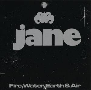 Jane: Fire, Water, Earth & Air (CD) - Bild 1