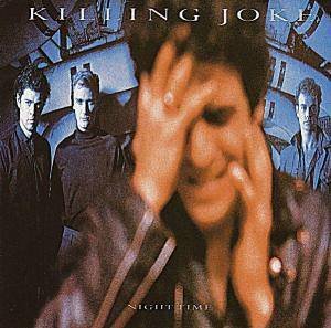Killing Joke: Night Time - Cover