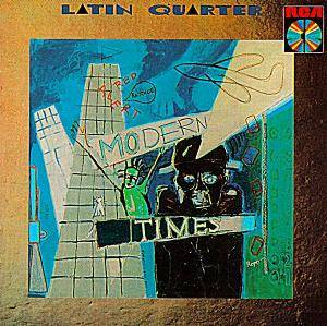 Latin Quarter: Modern Times - Cover