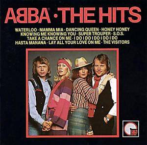 ABBA: Hits, The - Cover