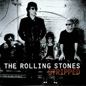 The Rolling Stones: Stripped - Cover