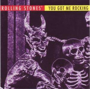 The Rolling Stones: You Got Me Rocking - Cover