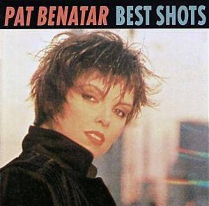 Pat Benatar: Best Shots - Cover
