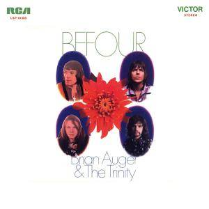 Brian Auger & The Trinity: Befour - Cover