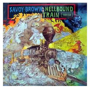 Cover - Savoy Brown: Hellbound Train