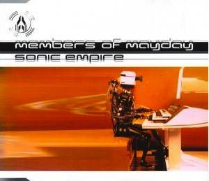 Members Of Mayday: Sonic Empire - Cover