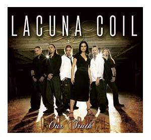 Lacuna Coil: Our Truth - Cover