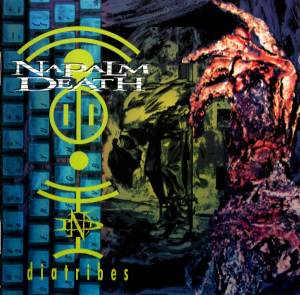 Napalm Death: Diatribes (CD) - Bild 1