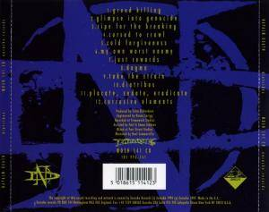 Napalm Death: Diatribes (CD) - Bild 2