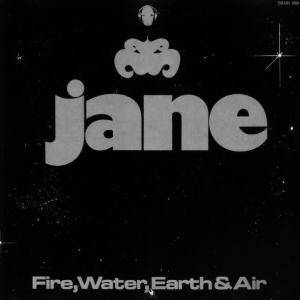 Jane: Fire, Water, Earth & Air (LP) - Bild 1