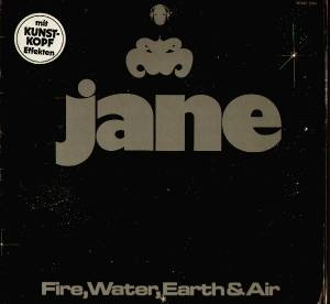 Jane: Fire, Water, Earth & Air (LP) - Bild 5