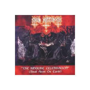 Shub Niggurath: Kinglike Celebration (Final Aeon On Earth), The - Cover