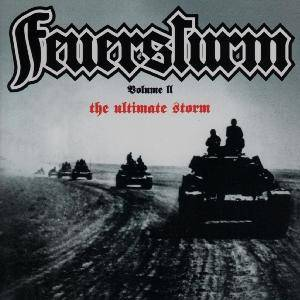 Cover - Sacrilege: Feuersturm Vol. II  - The Ultimate Storm