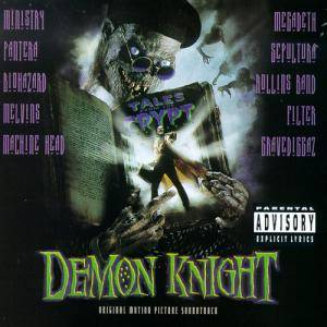 Demon Knight - Music From And Inspired By The Motion Picture - Cover