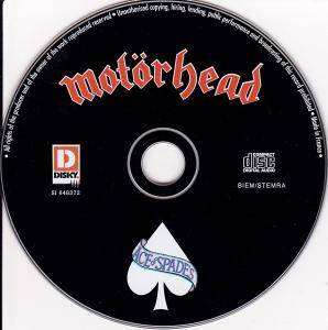 Motörhead: Ace Of Spades (CD) - Bild 4