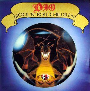 Dio: Rock 'n' Roll Children - Cover