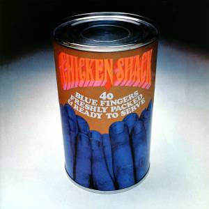 Chicken Shack: 40 Blue Fingers, Freshly Packed And Ready To Serve - Cover