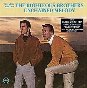 The Righteous Brothers: Very Best Of The Righteous Brothers - Unchained Melody, The - Cover