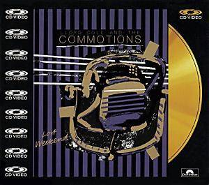 Cover - Lloyd Cole And The Commotions: Lost Weekend