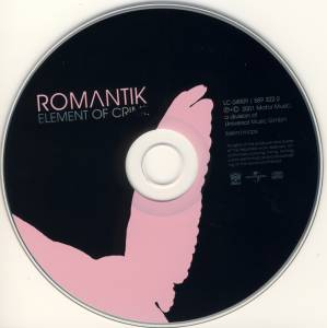 Element Of Crime: Romantik (CD) - Bild 2