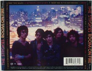The Strokes: Room On Fire (CD) - Bild 3