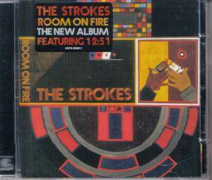 The Strokes: Room On Fire (CD) - Bild 4