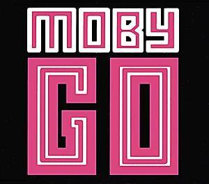 Moby: Go - Cover