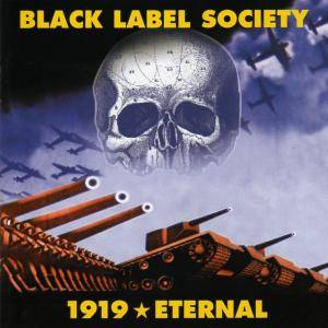 Black Label Society: 1919 Eternal - Cover