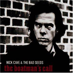 Nick Cave And The Bad Seeds: Boatman's Call, The - Cover