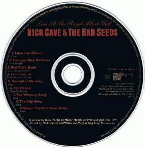 Nick Cave And The Bad Seeds: The Best Of Nick Cave & The Bad Seeds (2-CD) - Bild 4