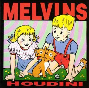 Cover - Melvins: Houdini