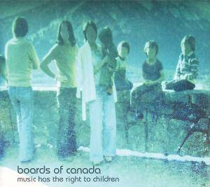 Boards Of Canada: Music Has The Right To Children - Cover
