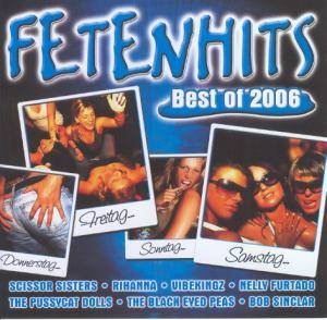 Fetenhits - Best Of 2006 - Cover