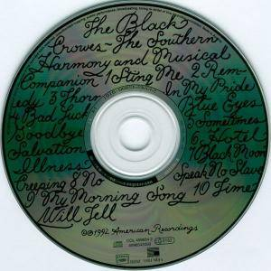 The Black Crowes: The Southern Harmony And Musical Companion (CD) - Bild 3