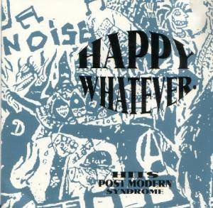Cover - E: Hits - HT 018 - Happy Whatever