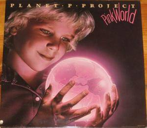 Planet P Project: Pink World - Cover