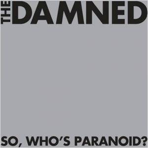 The Damned: So, Who's Paranoid? - Cover