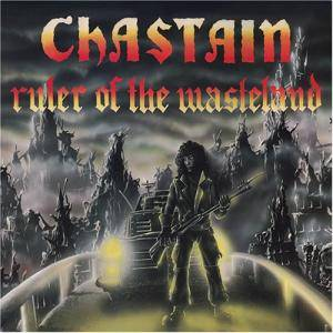 Chastain: Ruler Of The Wasteland - Cover