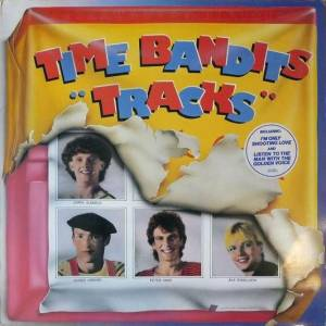 Cover - Time Bandits: Tracks