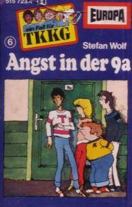 Cover - TKKG: (006) Angst In Der 9a