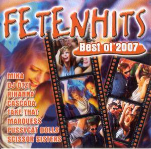 Cover - Gwen Stefani Feat. Akon: Fetenhits - Best Of 2007