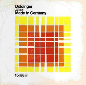 Cover - Klaus Doldinger: Jazz Made In Germany