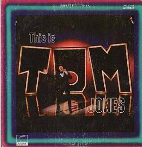 Tom Jones: This Is Tom Jones - Cover