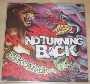 No Turning Back: Stronger - Cover