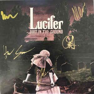 Lucifer: Dirt In The Ground - Cover