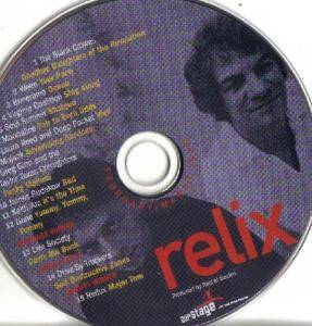 Relix Magazine CD 2008 02 - Cover