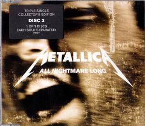 Metallica: All Nightmare Long (Single-CD) - Bild 1