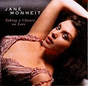 Cover - Jane Monheit: Taking A Chance On Love