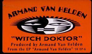 Armand van Helden: Witch Doktor - Cover